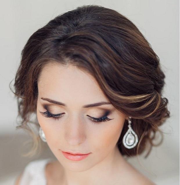 Легкий макияж к выпускному