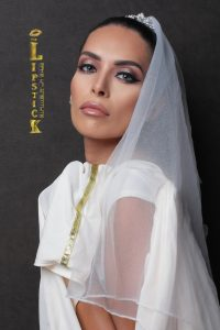 Lebanese Bridal Look