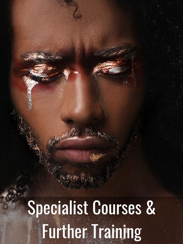 Specialist Makeup Artist Courses