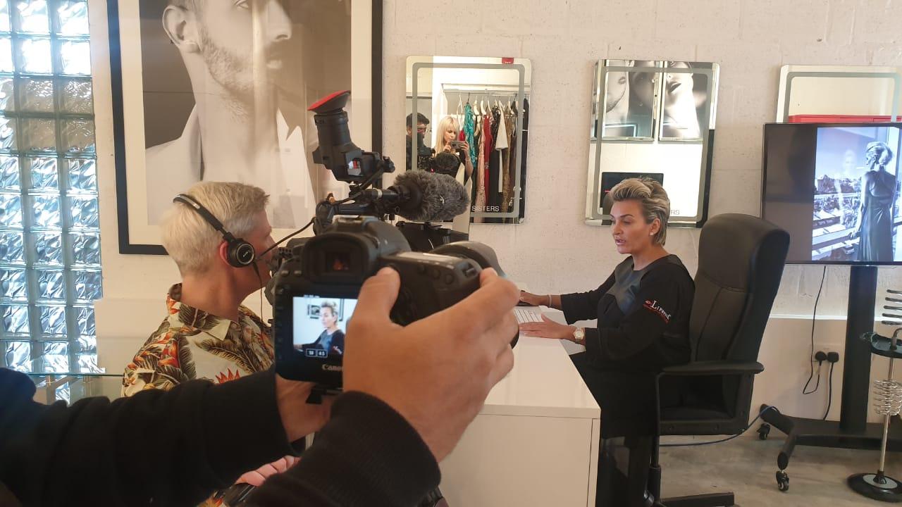 BBC Interview with Yasmin Hussain