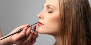 Makeup-Blog-Makeup-Hygiene-No-nos-Career-As-a-Makeup-Artist-Applying-Lipstick-with-Makeup-Brush