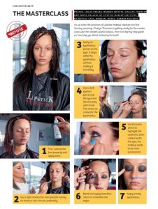 Step to Step Makeup Guide