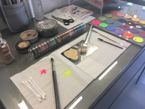 Makeup In Action