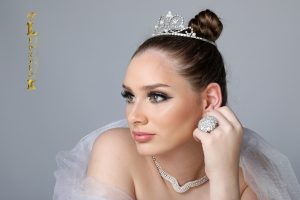 Final Bridal Makeup by our Student
