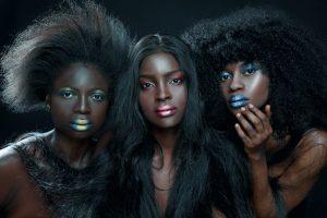 Certified Makeup Artist - Students' Work